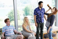 'You're The Worst' Recap: Gretchen Opens Up in an Explosive Bottle Episode Bottle Episode, Los Angeles Marathon, You're The Worst, Newest Tv Shows, Make Her Smile, Tv Reviews, Season Premiere, Janis Joplin, She Song
