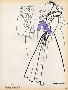 Grès (Germaine Krebs) 1948 P2 Evening Gown, Bernard Blossac