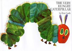 The Very Hungry Caterpillar -  Pinned by @PediaStaff – Please Visit http://ht.ly/63sNt for all our pediatric therapy pins