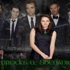 Shamrocks and Shenanigans Movie Hacks, Fan Fiction, Event Planning, Twilight, Fanfiction Stories, Guys, Movie Posters, Pdf, Fandoms