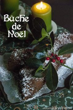Ricette di Cultura: Bûche de Noël, per un felice inizio