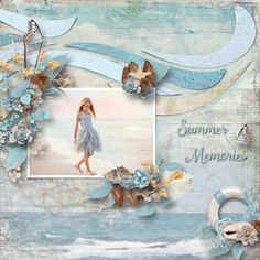 Summer Memories 6 pack + FWP by DitaB Designs @ PBP http://www.pickleberrypop.com/...p;cat=200&page=3 One-derful #9 Template by Heartstrings Scrap Art  http://www.gottapixel.net/...1&cat&page=1 https://www.digitalscrapbookingstudio.com/...plates/one-derful-9/ photo by mily photography