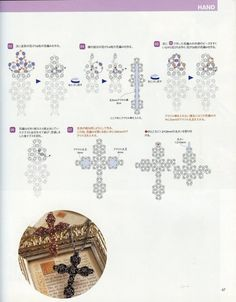 Complex Beads - Iris mejias - Picasa Web Albums p3  hand