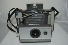 icollect247.com Online Vintage Antiques and Collectables - Polaroid Land Camera Automatic 103 Antiques-Cameras