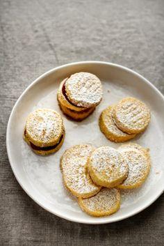- VANIGLIA - storie di cucina: _dolcetti e biscotti - paste di farina gialla di Pellegrino Artusi
