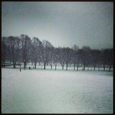 #winter #jogging #cold #takenbyme