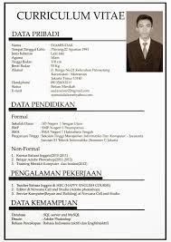 Download Template Cv Indonesia : download, template, indonesia, Template, Ideas, Template,, Resume, Examples,, Templates