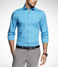 Express.. I'm planning to buy shirts like this from Express since I have lost…