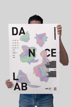 Dance Lab Poster Competition on Behance