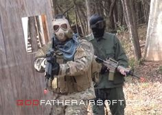 Godfather Airsoft Cobra's Revenge Footage