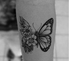Hip Thigh Tattoos, Foot Tattoos, Body Art Tattoos, Tatoos, Unique Tattoo Designs, Unique Tattoos, Small Tattoos, Butterfly Tattoos For Women, Arm Tattoos For Women
