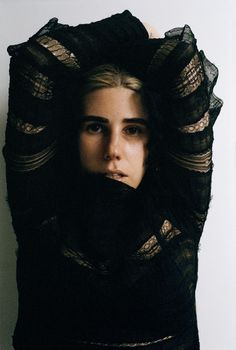the parallel lives of zosia mamet | read | i-DJumper Isabel Marant. Bra Araks.