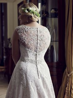 Style 2230 Lilac from Casablanca Bridal Plus Size Gowns, Wedding Dresses Plus Size, Plus Size Wedding, Bridal Wedding Dresses, Wedding Dress Styles, Tulle Gown, Lace Dress, Vintage Ball Gowns, Boho Gown