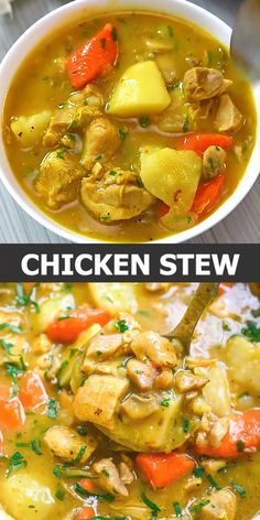 With the all comforting goodness of classic chicken noodle soup, this recipe for Instant Pot Italian Chicken Soup uses some added ingredients to make a healthy and satisfying one-dish dinner with a delicious Italian flair. Easy Soup Recipes, Dinner Recipes, Cooking Recipes, Healthy Recipes, Brothy Soup Recipes, Hominy Recipes, Vitamix Soup Recipes, Summer Soup Recipes, Mexican Soup Recipes