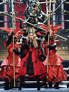 Madonna Rebel Heart Tour Photos: Opening Night Montreal 2015   Billboard