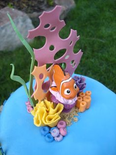 Cake As An Art: Finding Nemo Cake
