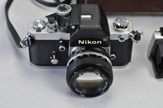 Nikon F2 Photomic TWO Nice nikkor 50mm 1 4 Nikkor 200mm 1 4 AND ONE Soligor | eBay 690€