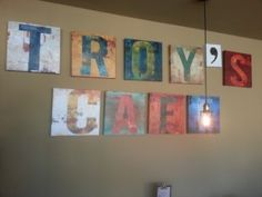 Troys Café  --- A Welcome Addition to Dining in Downtown Mason