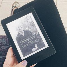 Enquanto a aula de yoga não começa #nomeukindle tem Jetsunma Tenzin Palmo e seu lindo livro No Coração da Vida.