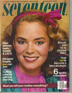 January 1979 cover with Lari Taylor