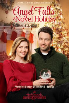 holiday movie Its a Wonderful Movie - Your Guide to Family and Christmas Movies on TV: Angel Falls: A Novel Holiday - a Hallmark Movies amp; Mysteries *Miracles of Christmas* Movie starring Jen Lilley, Carlo Marks and Eric Close! Hallmark Weihnachtsfilme, Films Hallmark, Hallmark Channel, Family Christmas Movies, Hallmark Christmas Movies, Holiday Movie, Xmas Movies, Christmas Books, Christmas 2019