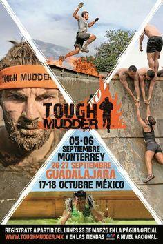 Tough Mudder/ 5 y 6 de septiembre 2015 en Monterrey