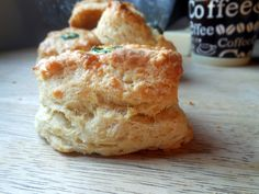Jalapeno Cheddar Buttermilk Biscuits - Sugar Dish Me