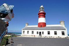 Cape Agulhas Lighthouse - L'Agulhas / South Africa