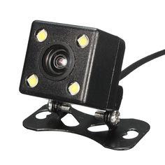 """5"""" TFT LCD Car Rear View Backup Monitor +Parking Reverse Night Vision Camera Night Vision, Rear View, Monitor, Products, Gadget"""