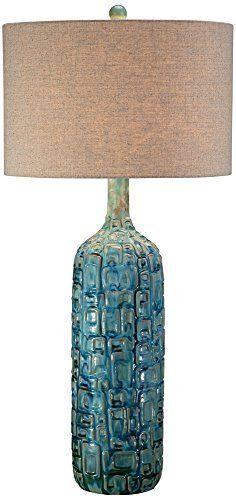 Ceramic Teal Mid-Century Table Lamp, http://www.amazon.com/dp/B00BCJVXHM/ref=cm_sw_r_pi_awdm_UEW3tb1CX7VMP