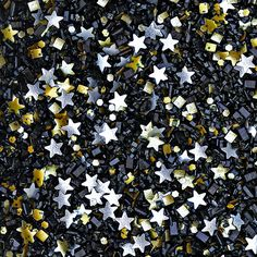 Bakery Bling Galaxy Glitz Glittery Sugar sprinkle mix