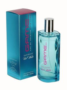Cool Water Game By Davidoff For Women, 3.4 Ounce