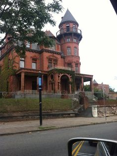 Abandoned property - Newark, NJ USA