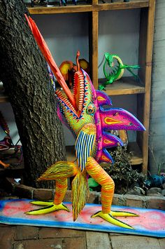 Alebrijes (22) by eduardo.robles