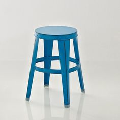 Play around with the trend for industrial furniture with this BENDO galvanised stool - a truly contemporary piece of styling. French Interior Design, Use E Abuse, Metal Stool, Rustic French, Galvanized Metal, Hanging Wall Art, Industrial Furniture, Home Accessories, Home Decor
