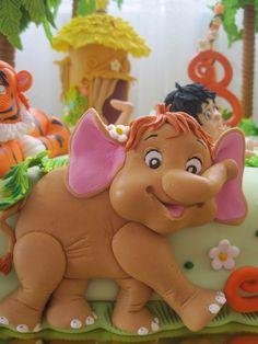 The Jungle Book — Children's Birthday Cakes