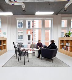 Products and services - Spaces