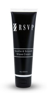 RSVP Men Soothe & Smooth Shave Cream, 4 oz. tube