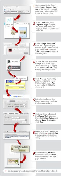 How to combine files to create a PDF Portfolio using Acrobat DC - action form in pdf