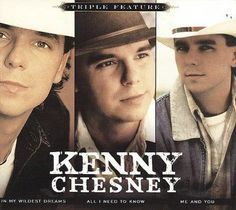 This set combines Kenny Chesney's first three albums, 1994's In My Wildest Dreams, 1995's All I Need to Know, and 1996's Me and You, in one convenient package. Chesney's biggest hits and his rise to t