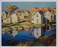A. J. Casson, The White Village