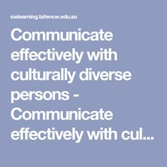 Image result for communication processes to accommodate diverse groups