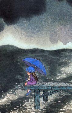 An Interpretation of Jimmy Liao's 'The Blue Stone'