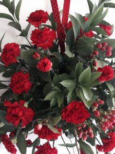 Flores pared