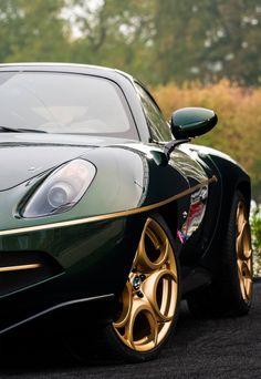 Alfa Roméo Disco Volante #alfaromeodiscovolante