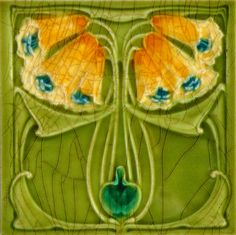 Marsden c1905/06 – RS0755* - Art Nouveau Tiles