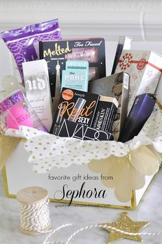 Favorite Gift Ideas from Sephora #sheknowsJCP #ad