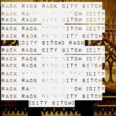 "-- for ""Rack City"" by Tyga Lyric Art, Tyga, Sheet Music, City, Music Lyrics Art, Cities, Lyric Poetry, Music Sheets"