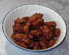 Spicy Strawberry Boneless Wings