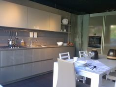 Snaidero cucina Frame grigio piuma | House plans | Pinterest ...